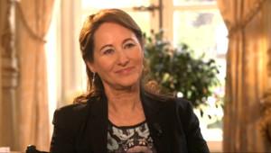 Le 20 heures du 22 février 2015 : Extrait : Ségolène Royal première invité de Bureau politique - 1089.0469999999998