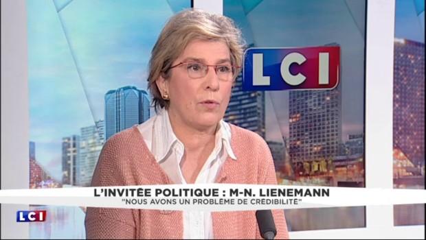 """Marie-Noelle Lienemann : """"Nous exigeons cette primaire à gauche"""""""