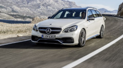 Mercedes E63 AMG 2013 Estate