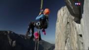 Tétraplégique, elle gravit les plus hauts sommets du monde