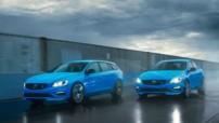 Volvo a dévoilé ce mardi 26 novembre les versions Polestar de ses S60 et V60