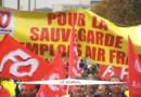 """Affaire des """"chemises arrachées"""" : ouverture du procès de cinq salariés d'Air France"""