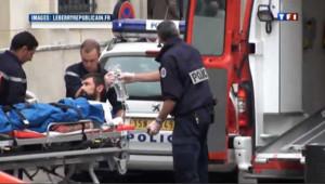 Bourges : une policière tuée au sabre par un forcené en préfecture