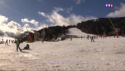 Dans les Pyrénées, les stations s'organisent pour pallier au manque de neige