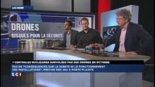 """H. Seydoux : """"Un petit drone peut survoler une centrale nucléaire"""""""