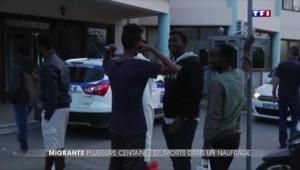 Naufrage de 500 migrants en mer Méditerranée : le récit des rescapés