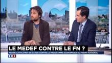 Le FN veut-il vraiment sortir de l'Euro ? Réponse de Nicolas Bay, secrétaire général du parti