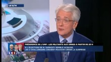 """Pascal Perrineau : """"Il y a une dynamique Brune Le Maire"""""""