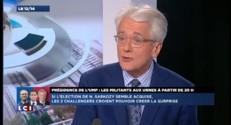 """Pascal Perrineau : """"Il y a une dynamique Bruno Le Maire"""""""