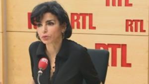 Rachida Dati était l'invitée de RTL.