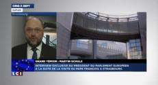 """Reconnaissance de la Palestine : le président du Parlement européen veut """"réanimer le dialogue"""""""