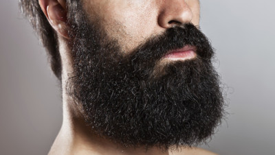 Une barbe - Photo d'illustration