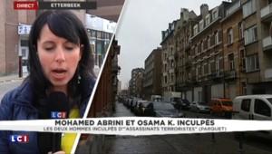 """Attentats : Mohamed Abrini et Osama K. inculpés """"d'assassinats terroristes"""""""