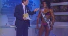 En 1988, Jean-Pierre Pernaut recevait sur son plateau Miss Bodybuilding.
