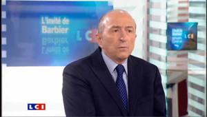 LCI - Gérard Collomb est l'invité politique de Christophe Barbier