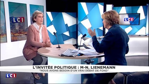 """Marie-Noelle Lienemann : """"Je serai candidate à la primaire à gauche"""""""