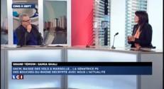 """Samia Ghali : """"Le travail de la police est extraordinaire"""" à Marseille"""