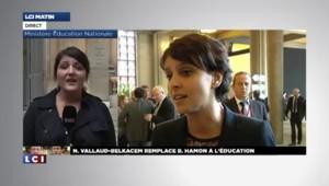 Vallaud-Belkacem, une ministre loyale et populaire