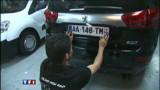 Chute des immatriculations de voitures neuves en avril