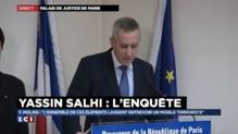 """Attentat en Isère : Yassin Salhi """"s'est abrité derrière une prétendue amnésie"""""""