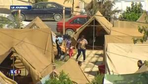 Kurdistan : la détresse des réfugiés s'accentue