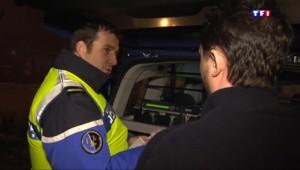 La sécurité routière, lourde mission des forces de l'ordre lors du réveillon