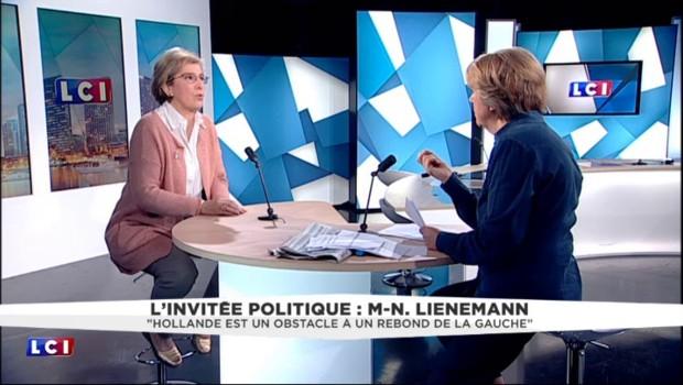 """Marie-Noelle Lienemann : """"La part des partisans socialistes se réduit comme une peau de chagrin"""""""
