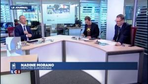 """Nadine Morano : """"Avec Nicolas Sarkozy, la France est de retour"""""""