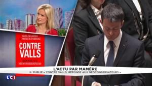 """Noël Mamère : """"Manuel Valls s'invente en permanence des ennemis"""""""