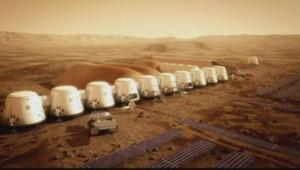 Projet de téléréalité de Mars One