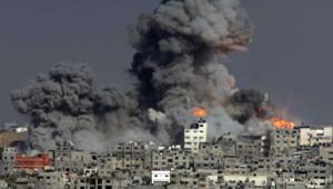Raid israélien sur Gaza, 30/7/14