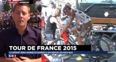 Tour de France : effervescence à Utrecht avant le grand départ