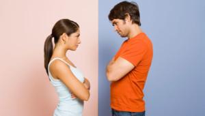 Une femme et un homme