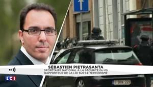 """Arrestation d'Abdeslam : """"Ce n'est qu'un point d'étape"""" estime Pietrasanta"""