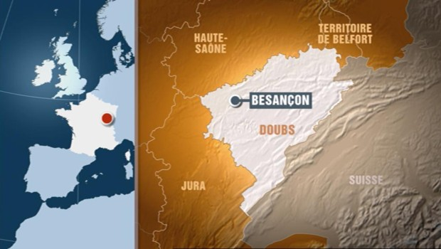 Besançon Doubs