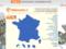Capture d'écran de la page d'accueil du site Le Bon Coin.