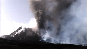 Etna éruption Sicile