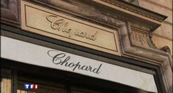 La bijouterie Chopard situe sur la place Vendme  Paris/Image d&#039;archives