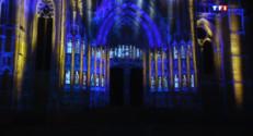 Le 20 heures du 29 août 2014 : Les cath�ales d%u2019Amiens et de Beauvais font revivre leur histoire - 1726.7580000000003