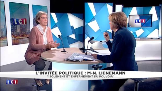 """Marie-Noelle Lienemann : """"Hollande est un obstacle à la reconquête des couches populaires """""""