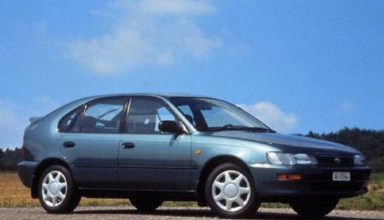 Photo 1 : COROLLA - 1992