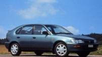 TOYOTA Corolla 1.3i XLSi Hatchback Désir - 1995