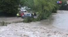 Alerte aux orages : déjà des dégâts dans l'Hérault