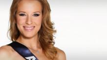 Alyssa Wurtz, Miss Alsace 2014, prétendante au titre de Miss France 2015