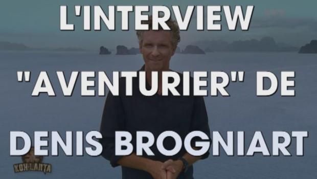 Denis Brogniart cover