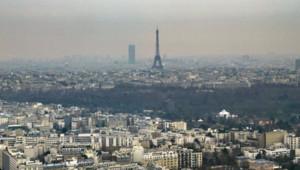 Illustration. Pic de pollution aux particules fines à Paris
