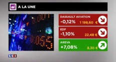 La Bourse de Paris du lundi 4 mai 2015