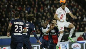 Lille et le PSG ont fait match nul 2-2.