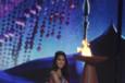 Miss Tahiti, candidate à l'élection de Miss France 2014 et première dauphine en costume folklorique