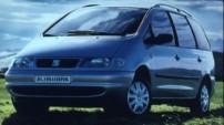 SEAT Alhambra 2.0i SXT - 1998